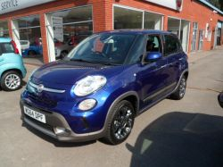 Used FIAT 500L TREKKING in Cwmbran Wales for sale