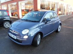 Used FIAT 500 AUTO in Cwmbran Wales for sale