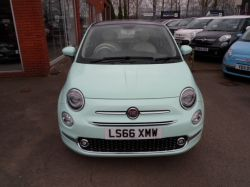Used FIAT 500 (16MY) in Cwmbran Wales for sale
