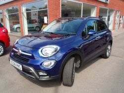 Used FIAT 500X 4X4 in Cwmbran Wales for sale