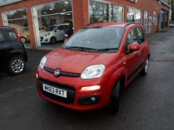 Used FIAT NEW PANDA (12-) AUTO in Newport Wales for sale