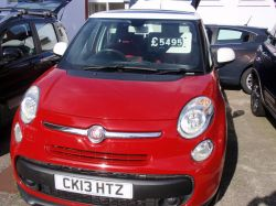 Used FIAT 500L in Newport Wales for sale