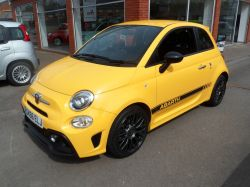 Used ABARTH 500 ABARTH in Newport Wales for sale