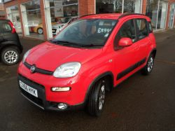 Used FIAT NEW PANDA 4X4  in Cwmbran Wales for sale
