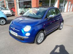 Used FIAT 500 in Newport Wales for sale