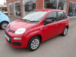Used FIAT NEW PANDA (12-) in Newport Wales for sale