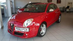 Used ALFA ROMEO MITO in Cwmbran Wales for sale