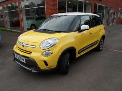 Used FIAT 500L TREKKING in Newport Wales for sale