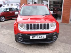 Used JEEP RENEGADE in Cwmbran Wales for sale