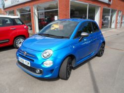 Used FIAT 500 (16MY) S in Cwmbran Wales for sale