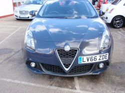 Used ALFA ROMEO GIULIETTA in Newport Wales for sale